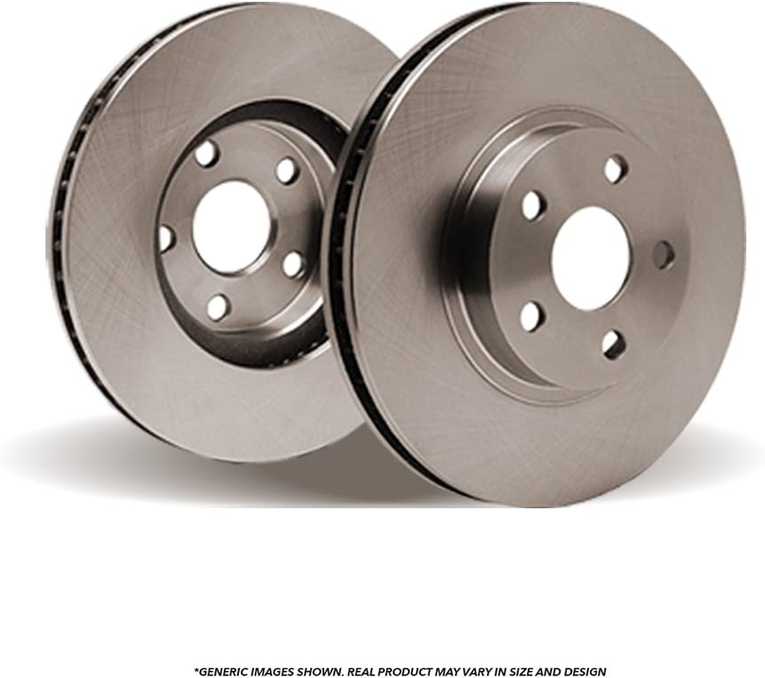 Rear Rotors HD SPEC LongLive-Series Fits Disc Brake 2 Time Cheap mail order shopping sale