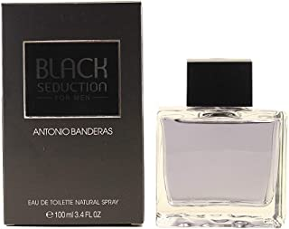 Antonio Banderas Seduction In Black Agua de toilette con vaporizador - 100 ml