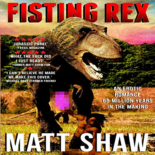 Fisting Rex audiobook cover art