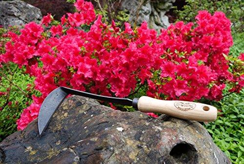 Tierra Garden DeWit Right Hand Japanese Hand Hoe