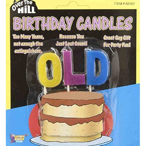 Astounding Over The Hill Theme Birthday Old Age 6 Pack 50Th Birthday Over The Personalised Birthday Cards Beptaeletsinfo