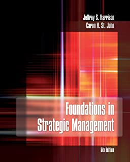 Bundle: Foundations in Strategic Management, 5th + Mike's Bikes Advanced Simulation Printed Access Card