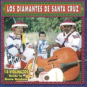 14 Violinazos Desde la Sierra Huichola