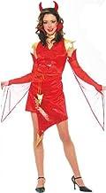 Disfrazzes - Disfraz barato de diablesa mujer para halloween