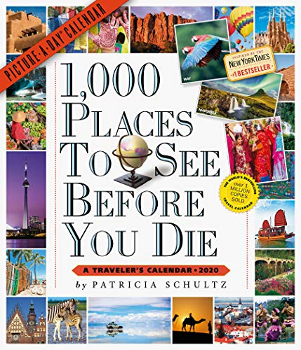 1000 places to go before you die - 9