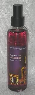 Blackberry Amber Body Splash from Bath & Body Works