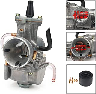 JFG RACING 30MM 30 PWK Power Jet Carburetor Carb For Motorcycle Racing ATV Scooters Dirt Pit Bike