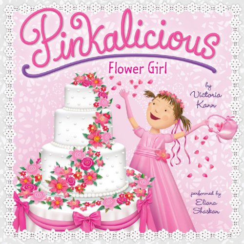 Couverture de Pinkalicious: Flower Girl