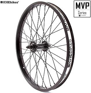 PROMAX P3 42 /Étriers de frein en U pour v/élo BMX En aluminium anodis/é Noir Pour frein avant et frein arri/ère