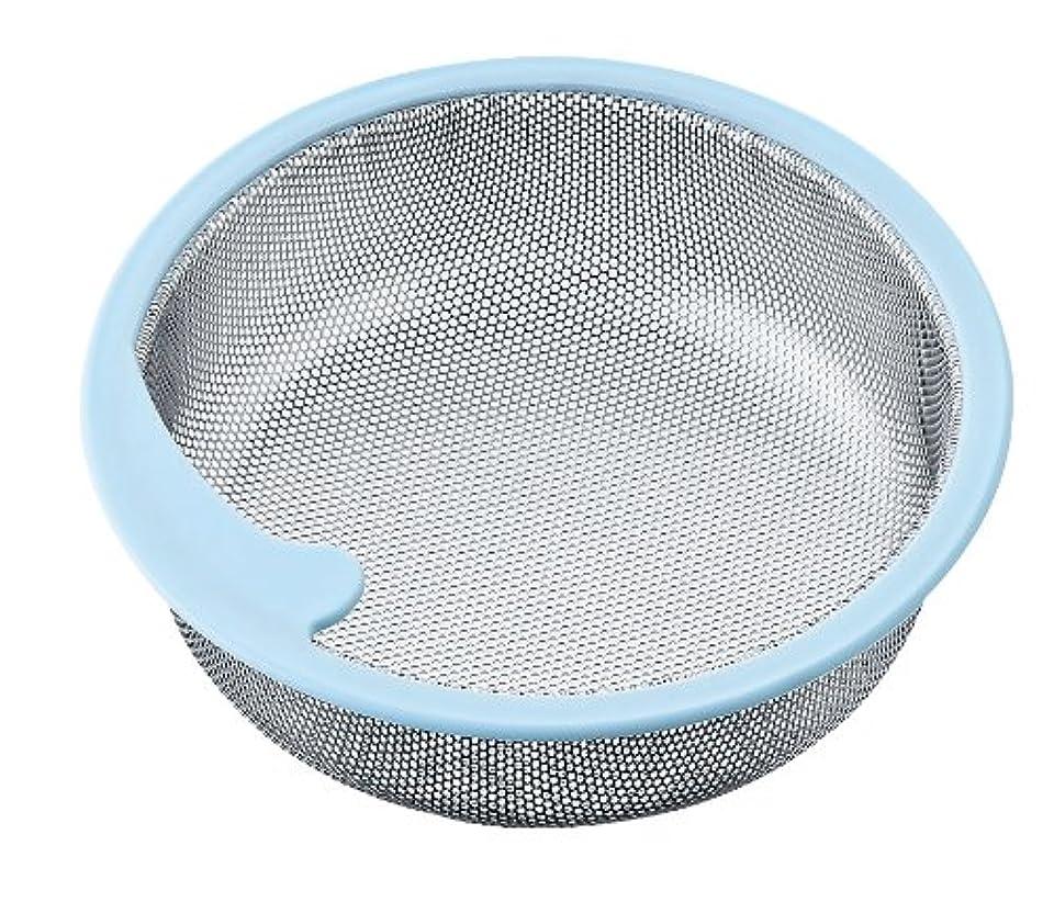 チャンピオン週末溶接SANEI 『排水口のゴミ受け』 キッチンバスケット ブルー PH698AF-L-LB