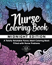 Nurse Coloring Book: Volume 1