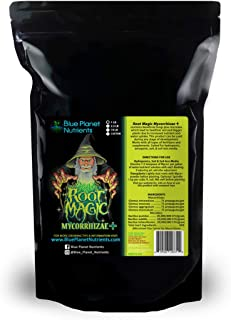 Root Magic Mycorrhizae + Microbes (1 LB) Blue Planet Nutrients | Hydroponic Aeroponic Coco Coir Soil Soil-Less | Beneficial Fungi Microbe for Plants | for Root & Soil Health
