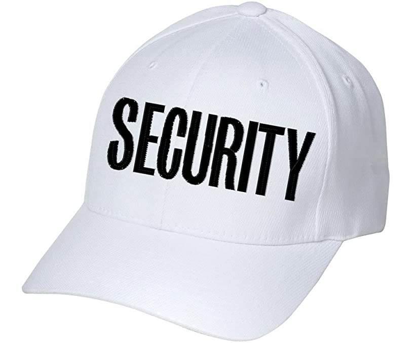Addicted2shirts Brand Security Embroidered Staff Protection Hat 4 Colors