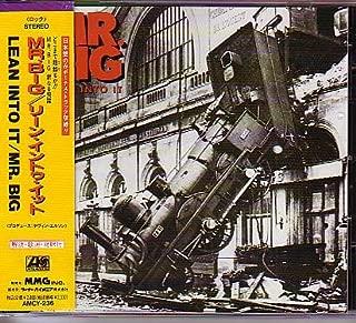 Mr. Big; Lean Into It +1 [Japan Import]