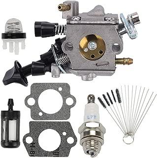 Yermax BR350 Carburetor Carb for Stihl BR430 SR430 SR450 BR350Z Backpack Leaf Blower Zama C1Q-S210 C1Q-S210B