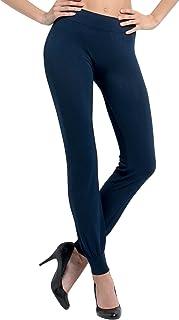 SENSI' Leggings Donna Cachemire Traspirante Senza Cuciture Seamless Made in Italy