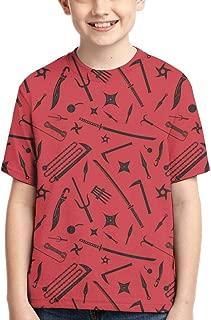 Chad Wild Clay Boy Girl T-Shirt Print Tee Youth Fashion Tops