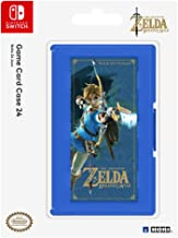 HORI Game Card Case 24 (Zelda Breath of the Wild Version) for Nintendo Switch Officially Licensed by Nintendo