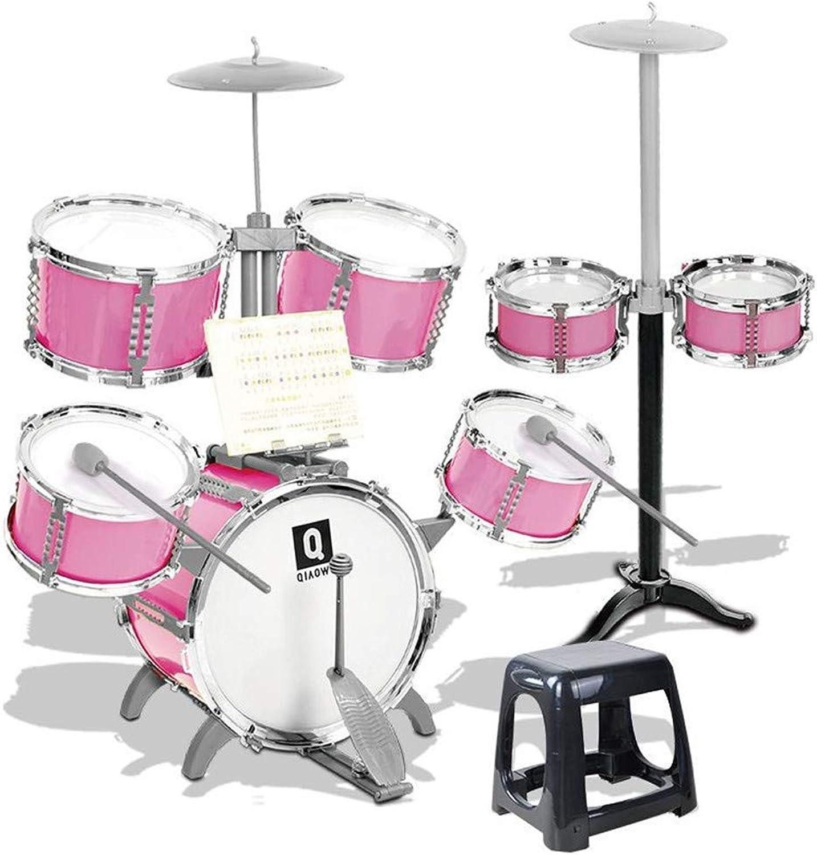 LY-LD Das Drum Toy Set Musiksicherheitsmaterial für Kinder entwickelt