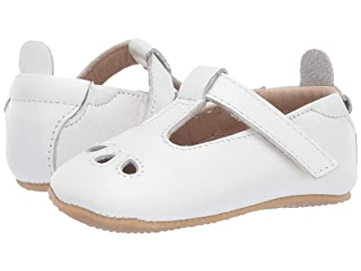 Old Soles Classic T (Infant/Toddler) (Snow) Girl