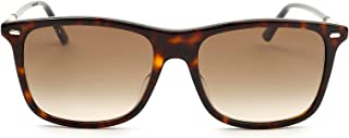 Luxury Fashion | Gucci Mens GG0518S002 Brown Sunglasses | Spring Summer 19