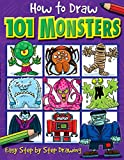 How to Draw 101 Monsters Book