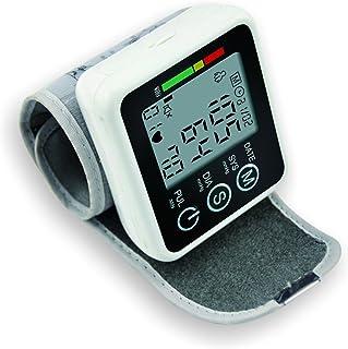 JZK-002 Wrist Automatic Electronic Digital Blood Pressure Monitor Sphygmomanometer Heat Rate Monitor Meter