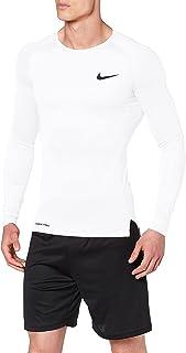 Nike Herr M Np Top Ls tight långärmad t-shirt