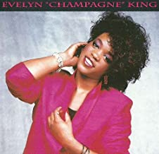 incl. Superhits Shame, I'm In Love, Your Personal Touch etc. (CD Album Evelyn Champagne King, 15 Tracks)
