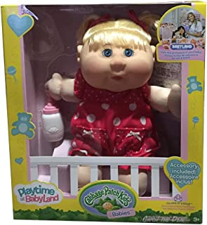 CPK Cabbage Patch Kids Playtime Babies Doll Blondie