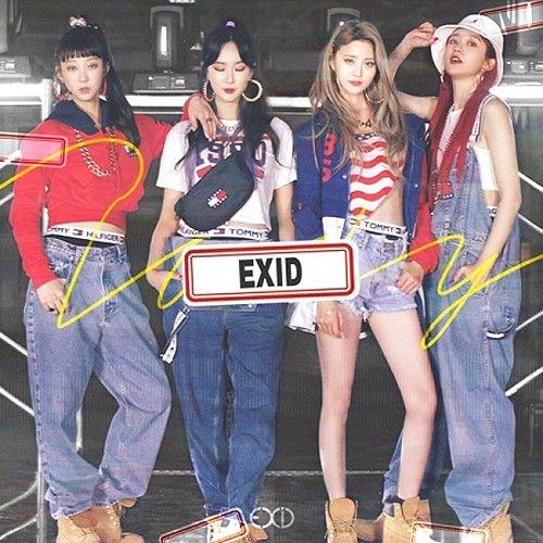 EXID [DO IT TOMORROW/내일해] Single Album CD+POSTER+Photobook+2p Card+Sticker+Photo+Tracking Number K-POP SEALED