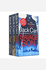Jack Carr James Reece Series 3 books Collection Set(Savage Son,True Believer,The Terminal List) Paperback