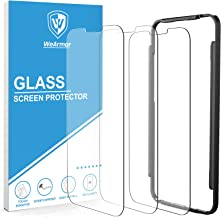 [3-Pack] WeArmor Glass Screen Protector for 2021 iPhone 13/13 Pro - 6.1 inch - 9H Tempered Glass Film with Installation Fr...