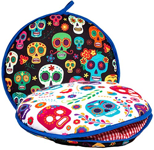 """Largest! TWO SIDED Tortilla Warmer, 12""""..."""