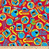 Fabric & Fabric 0660524 EXCLUSIVE Sesame Street Digital