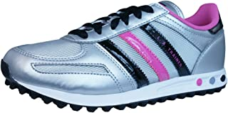 adidas LA Trainer Girls Trainers/Shoes - Silver