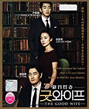 The Good Wife (English, Chinese Sub Available, Korean Drama, 4-DVD Set)