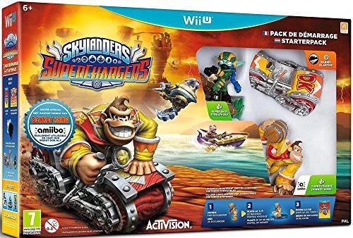 Skylanders Superchargers Pack de Démarrage Wii U