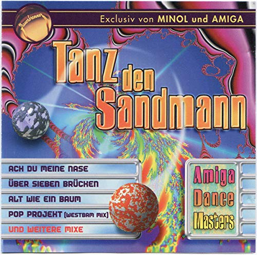 AMIGA Dance Masters: Tanz den Sandmann