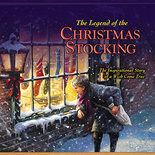 The Legend of the Christmas Stocking audiobook cover art
