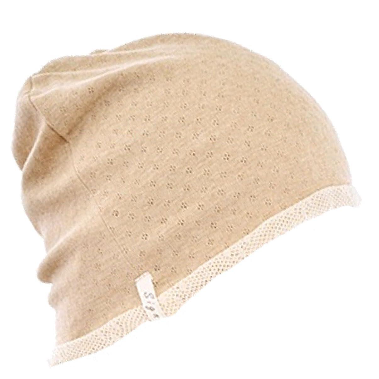 いう機知に富んだ鍔夏用 医療用帽子 抗がん剤帽子/エリゼサマーワッチ/プレジール