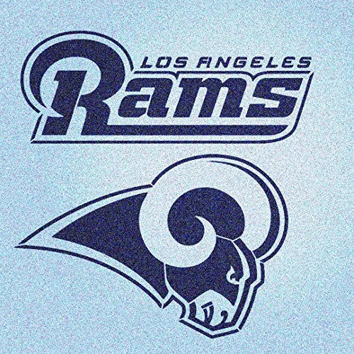 Los Angeles Rams Stencil Mylar Football Sport Stencils