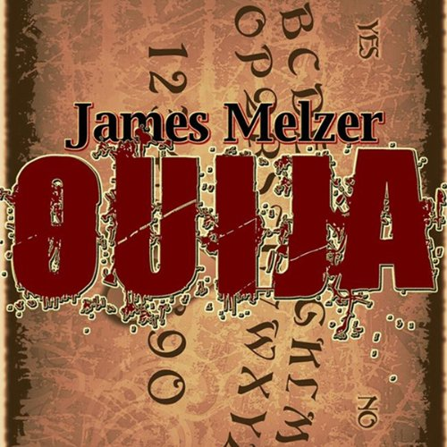 Ouija audiobook cover art