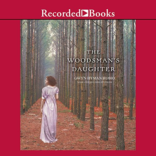 The Woodsman's Daughter audiobook cover art
