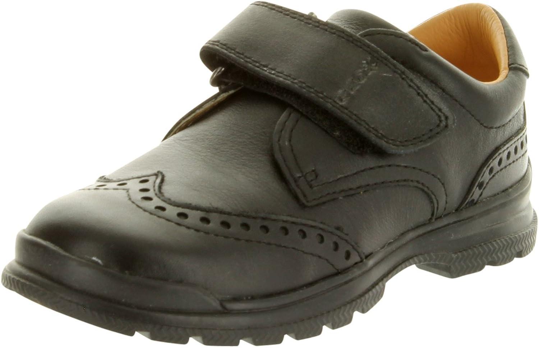 Credo aprobar Porque  Amazon.com   Geox William 1 Uniform Shoe Velcro Toddler/Little Kid/Big M    Loafers