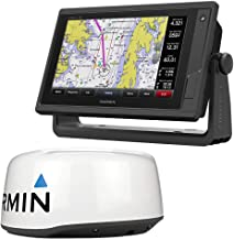Garmin Gpsmap 942Xs Touchscreen Chartplotter/Sonar with Gmr18 Hd + Radar