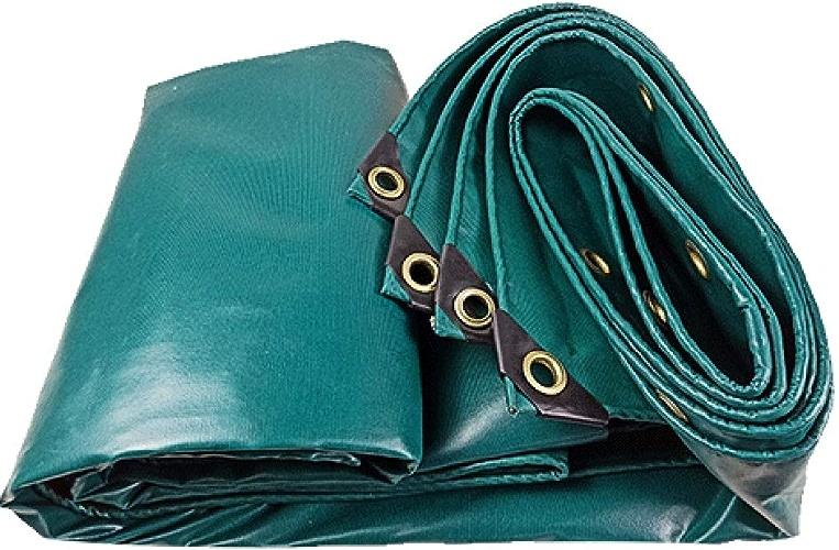 Bache Bache Toile d'ombre Tarp -Toile épaisse de bache de Toile de Tissu imperméable d'auvent de Camion de Tissu imperméable de Tissu antipluie LEBAO (Taille   3  3m)