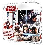 Kids- Set Reloj, boli y Diario Star Wars (SWE8004)