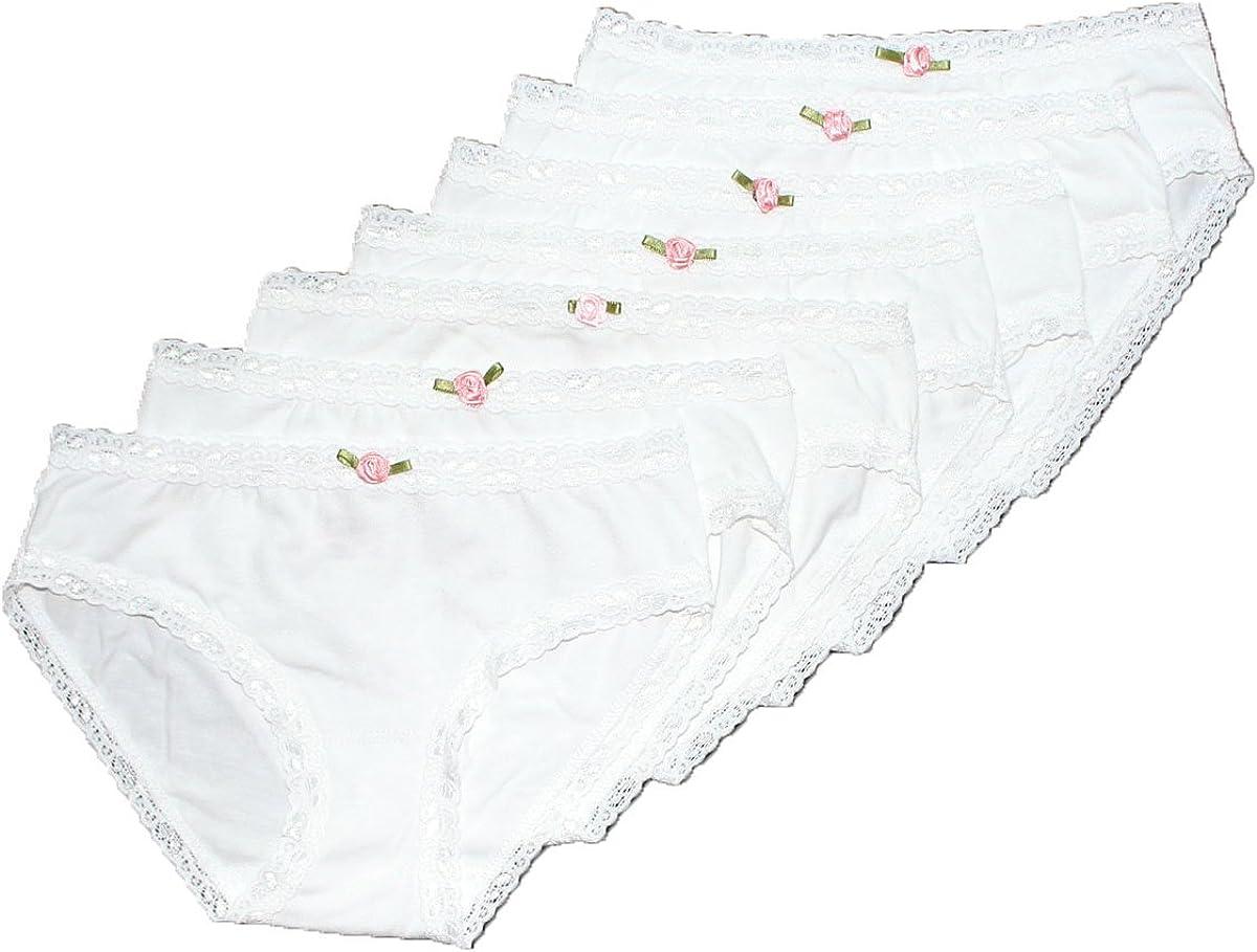 Esme Girl's Panty 7-Pack