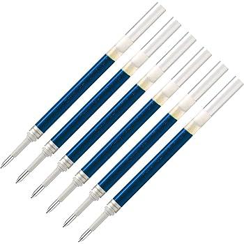 4 St/ück schwarz 0,7 mm Kugelspitze = 0,35 mm Strichst/ärke Pentel LR7-AX Nachf/üllmine f/ür EnerGel-Stifte